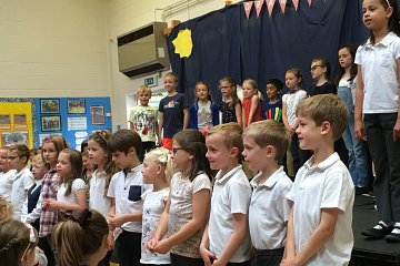 Y2 Leavers Assembly