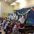 Year One and Two Christmas Assembly Day One