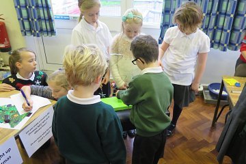 School Council at CVJS