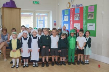 Year One End of Year Assembly