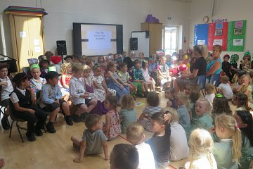 Year One Leavers' Assembly