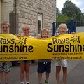 Raising Money for Rays of Sunshine